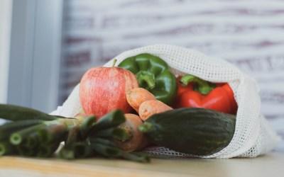 Cómo desinfectar frutas y verduras correctamente