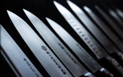 5 consejos para cuidar tus cuchillos