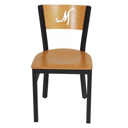 M Metal Chair