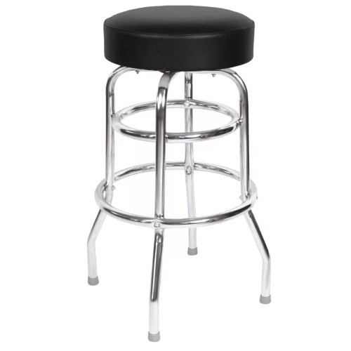 Double Ring Bar Stool