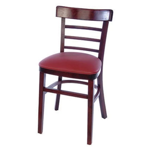 Ladderback Wood Chair