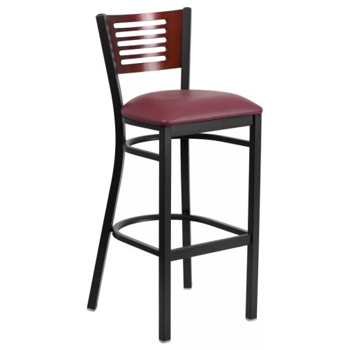 Carlos Heavy Duty Metal Stool