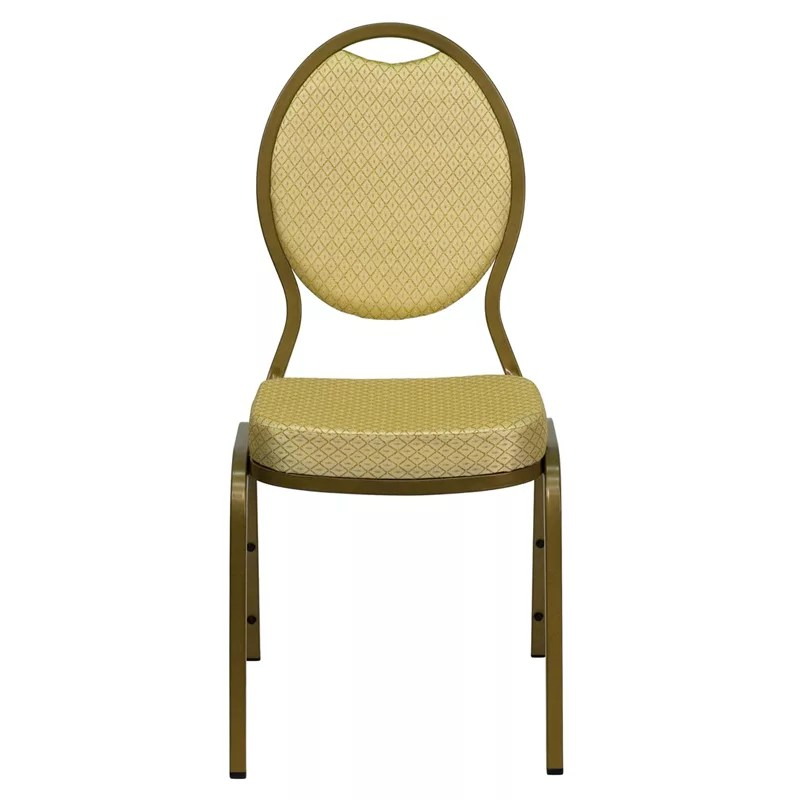 Stacking Banquet Chair with Teardrop Back Design – Restaurant ...