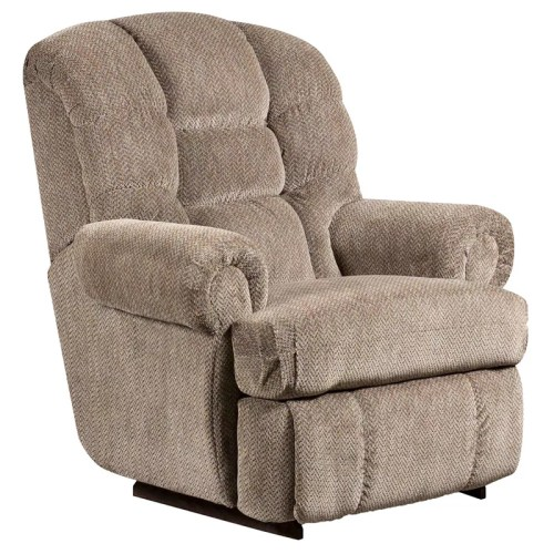 Gazette Microfiber Recliner
