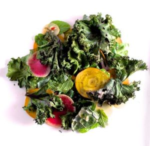 Kale Salad is so 2012.
