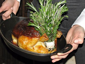 The Whole Roasted Chicken at NoMad.