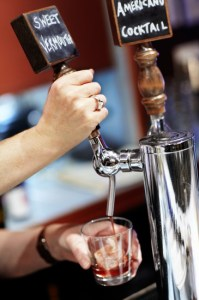 What's on tap at Amor y Amargo? Vermouth, of course!