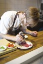 Q & A with Luksus' Chef Daniel Burns