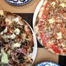 A Peek at Marta's Roman-Style Pizzas
