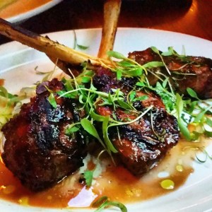 Lamb Chops with Yogurt