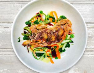 Cornmeal-crusted-soft-shell-crab