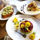 Shockingly Good Vegan Eats at Avant Garden