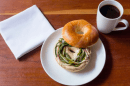 Wallflower's Foie Gras Bagel Will Make You Rethink The Schmear