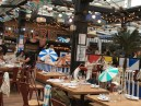 Eataly's Rooftop Transforms into Italian Seaside-Themed Sabbia