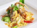 Thai-Style Soft Shell Crab Salad