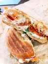 Dish Spotting: Orchard Grocer's Vegan Bagel and Schmear