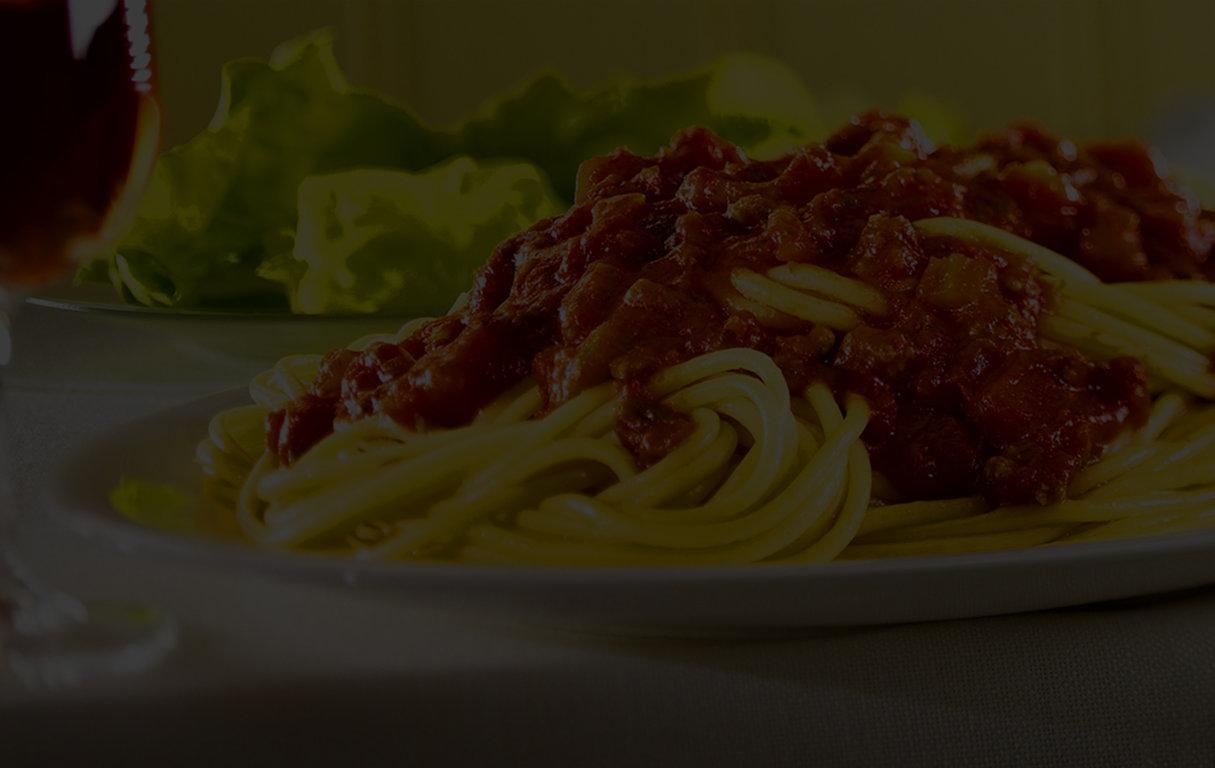 Our pastas