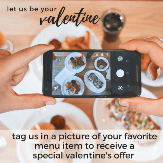 valentines day restaurant marketing ideas