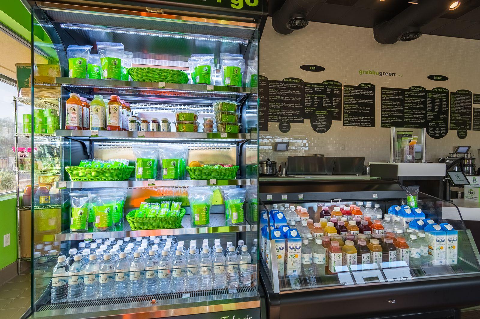 Popular Healthy Fast Food Restaurant Grabbagreen Opens In
