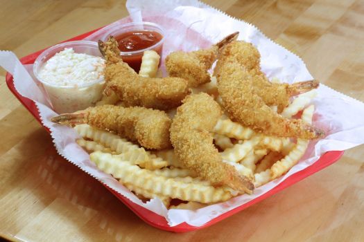Just Shrimp Does It Again: Small Seafood Niche Adds Healthy Alternatives