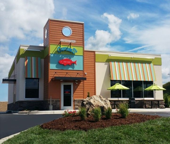 Captain D's Continues Rapid Expansion with Second Restaurant Opening This Week