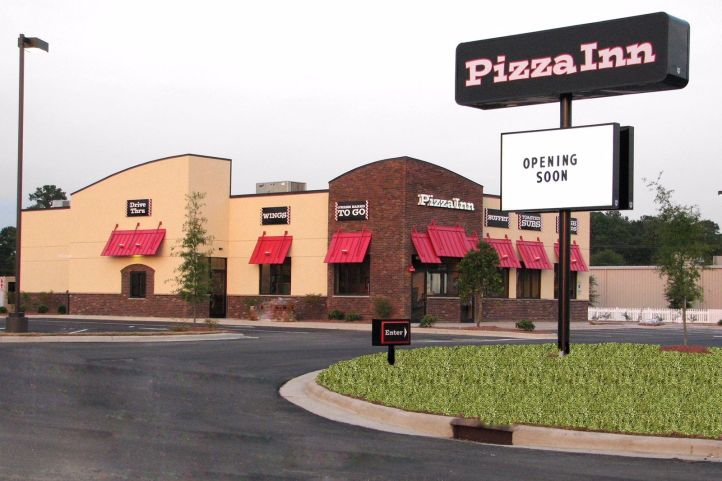 Pizza Inn Hosts Year-Long Celebration For Its 60th Anniversary