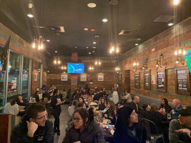 New York Phenomenon, Burger Village, Expands to West Coast