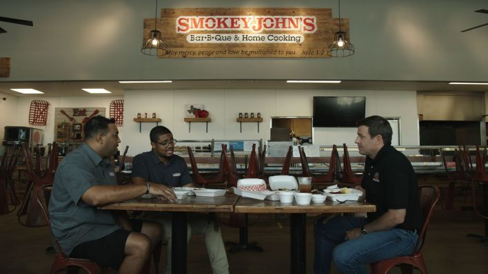 Raising Cane's Founder and Celebrity Friends Help Save Family-owned Restaurants on new discovery+ Series, Restaurant Recovery