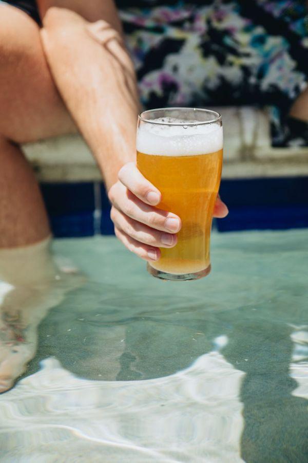 Dive into Summer with Gordon Biersch's New Pool Hop Pilsner