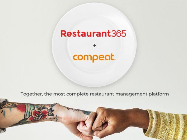 Restaurant365 Acquires Compeat to Create Market Leader in Restaurant Management Software