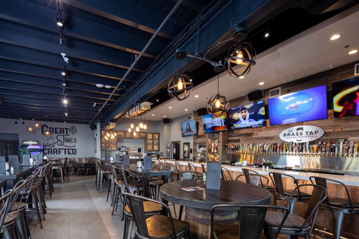 The Brass Tap Celebrates 19 New Deals, Highest AUV in Brand History