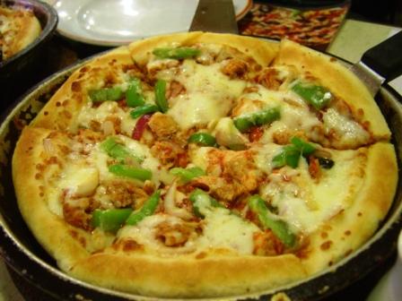 Chicken Fajita- Penny Pizza