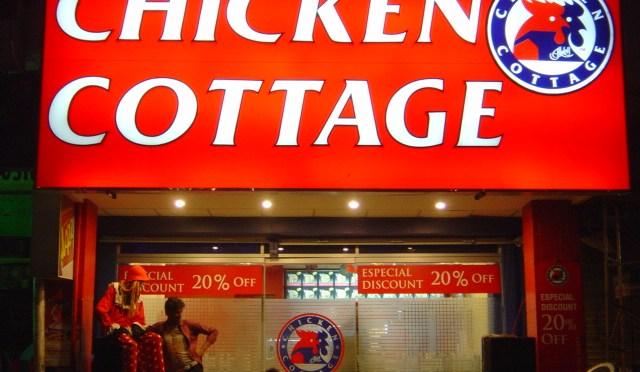 Chicken Cottage- Franchising gone Sour