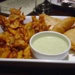 Iftar platter- diner
