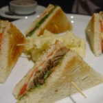Roast beef sandwich-Diner