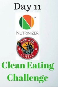 Day 11 30-Day Clean Eating Challenge