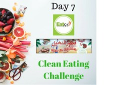 Day 7 30-Day Clean Eating Challenge