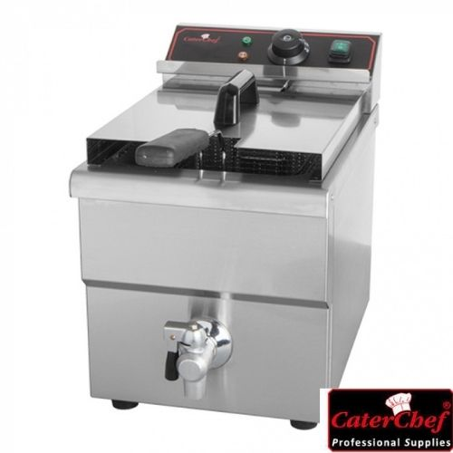 Frityr 8 liter - 325kw - CaterChef