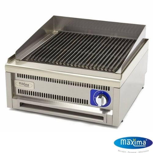 Chargrill Gass - Vanngrill 60X60cm - Maxima 600 serie