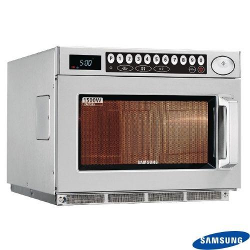 Mikrobølgeovn - 1500W - 26 ltr - Samsung Programmable 529XEU