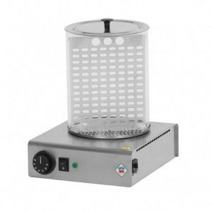 Pølsesteamer - 1000W 1 fase 230V