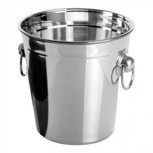 Isbitbøtte - 1,4 liter - rustfritt stål