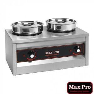 Sjokoladevarmer - 4,5 liter - dobbel - MaxPro