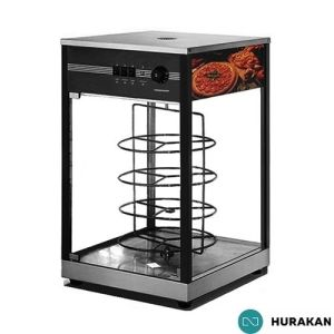 Pizzakarusell - Pizzavarmer - HURAKAN HKN-D32