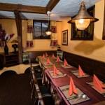 Sukhothai Restaurant Gastraum Hinten