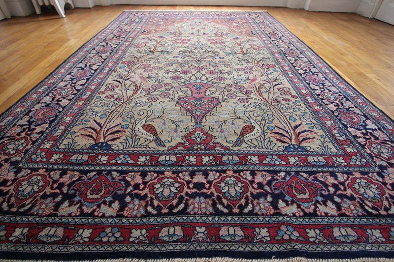 tapis nettoyage de tapis ancien