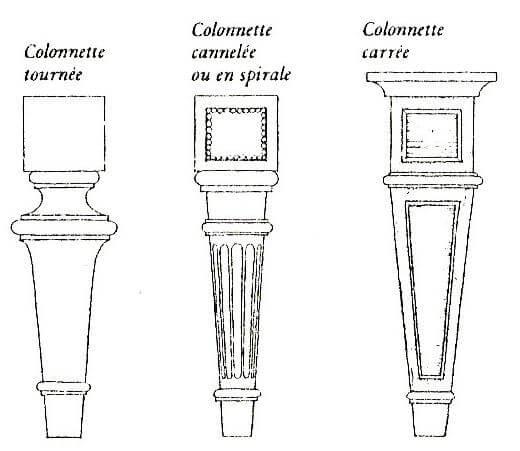 Restauration De Meubles Atelier Bence Style Louis XVI