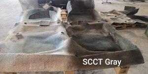 Cambio colore SCCT GRAY