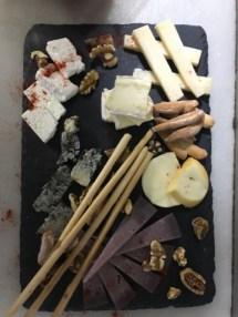 tabla queso