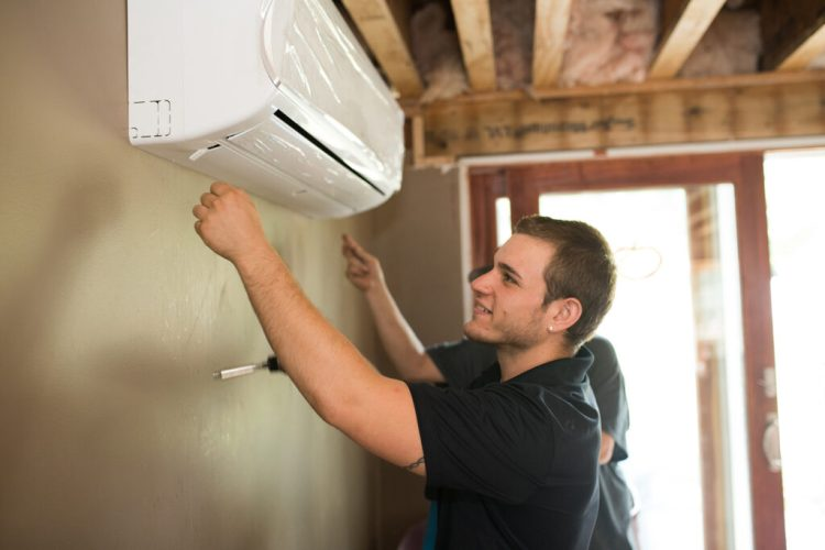 The Advantages of Ductless A/C Units